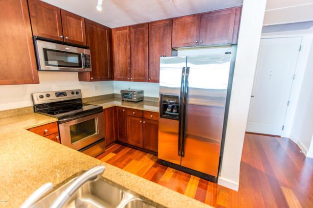 310 S 4TH Street #1107, Phoenix, AZ 85004 (MLS #5669250) :: Brett Tanner Home Selling Team