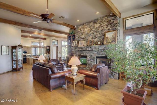 1101 N Scenic Drive, Payson, AZ 85541 (MLS #5669665) :: Brett Tanner Home Selling Team
