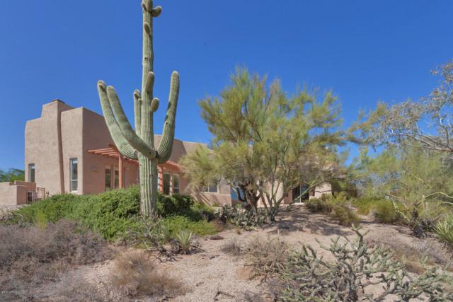 9001 E Lazywood Place, Carefree, AZ 85377 (MLS #5671295) :: Occasio Realty