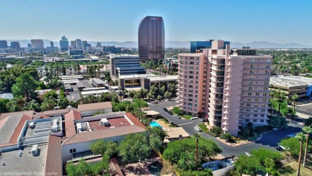 2201 N Central Avenue 3E, Phoenix, AZ 85004 (MLS #5675939) :: Brett Tanner Home Selling Team
