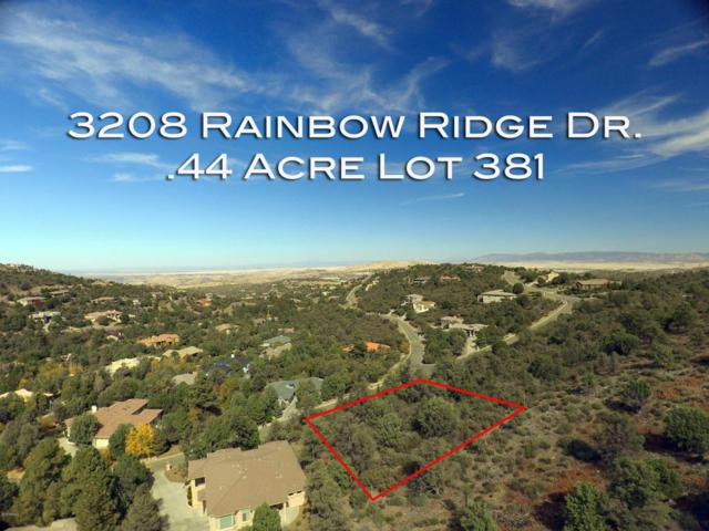 3208 Rainbow Ridge Drive, Prescott, AZ 86303 (MLS #5676004) :: Occasio Realty