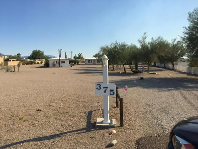 375 E Main Street, Quartzsite, AZ 85346 (MLS #5676613) :: The Daniel Montez Real Estate Group