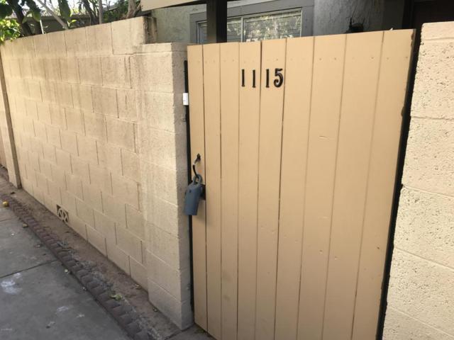 1115 N 84TH Place, Scottsdale, AZ 85257 (MLS #5677412) :: Brett Tanner Home Selling Team
