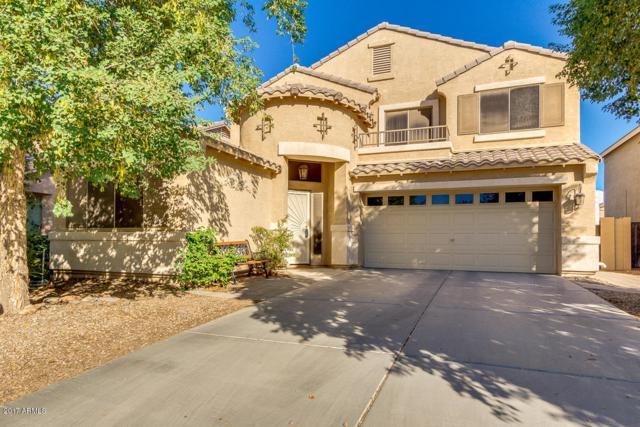 41166 W Sanders Way, Maricopa, AZ 85138 (MLS #5683218) :: The Everest Team at My Home Group