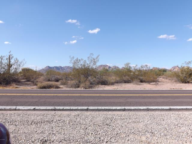 0 N Hwy 88 Highway, Apache Junction, AZ 85119 (MLS #5686352) :: Riddle Realty Group - Keller Williams Arizona Realty