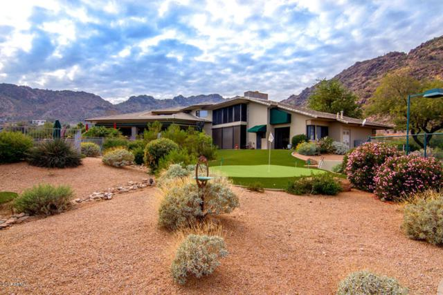 7575 N Hummingbird Lane, Paradise Valley, AZ 85253 (MLS #5687896) :: The Daniel Montez Real Estate Group