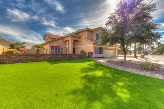 1311 N Congress Drive, Chandler, AZ 85226 (MLS #5689112) :: The Daniel Montez Real Estate Group
