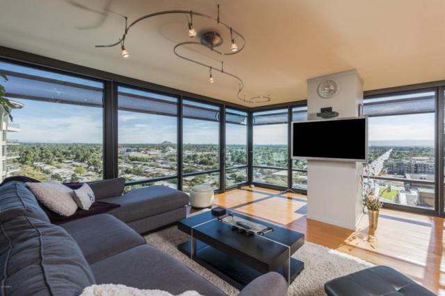 4808 N 24th Street #1404, Phoenix, AZ 85016 (MLS #5689468) :: Cambridge Properties