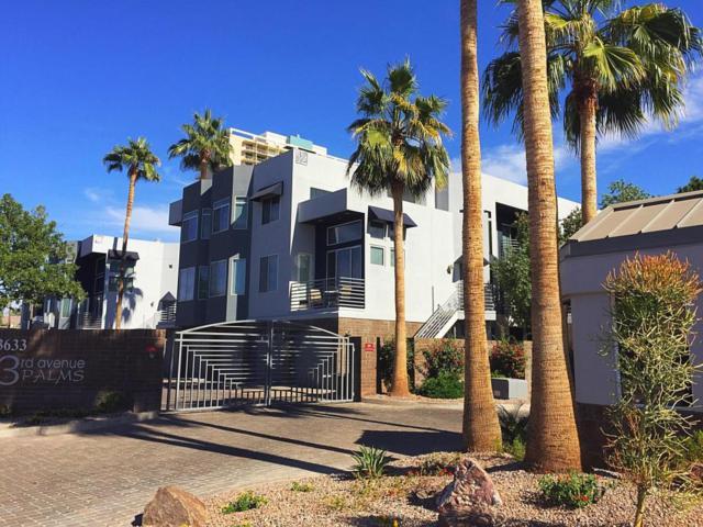 3633 N 3RD Avenue #1109, Phoenix, AZ 85013 (MLS #5689531) :: Kelly Cook Real Estate Group