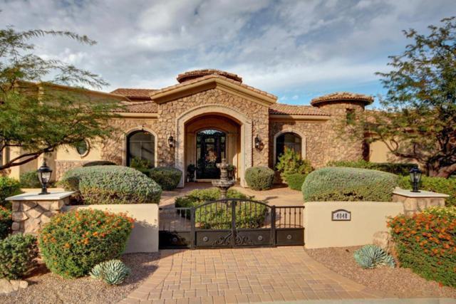 4048 N Pinnacle Hills Circle, Mesa, AZ 85207 (MLS #5690146) :: The Kenny Klaus Team
