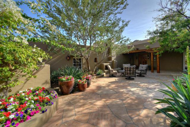 8201 N Charles Drive, Paradise Valley, AZ 85253 (MLS #5691788) :: My Home Group