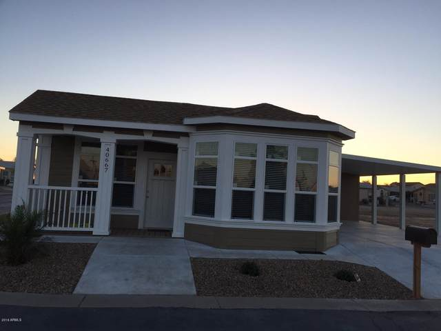 40606 N Green Street, San Tan Valley, AZ 85140 (MLS #5693286) :: Conway Real Estate