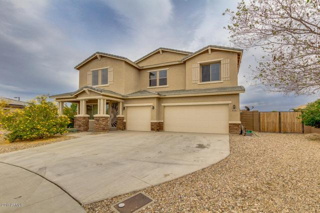 9725 N San Ricardo Court, Waddell, AZ 85355 (MLS #5694227) :: Kortright Group - West USA Realty