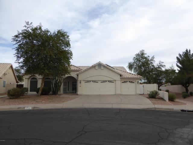731 S Pueblo Street, Gilbert, AZ 85233 (MLS #5697299) :: Kelly Cook Real Estate Group
