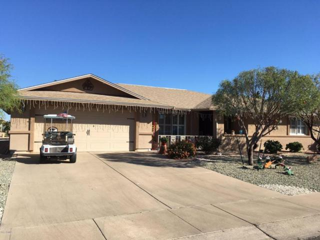 13210 W Pomegranate Drive, Sun City West, AZ 85375 (MLS #5698045) :: Desert Home Premier
