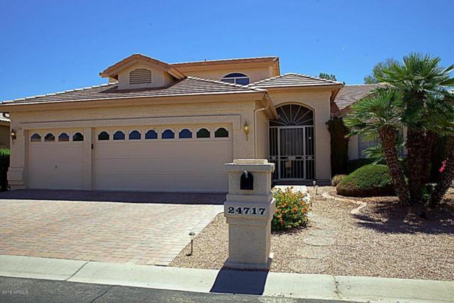 24717 S Stoney Lake Drive, Sun Lakes, AZ 85248 (MLS #5699272) :: Occasio Realty