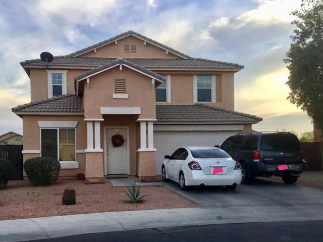 24251 W Hadley Street, Buckeye, AZ 85326 (MLS #5699516) :: Kortright Group - West USA Realty
