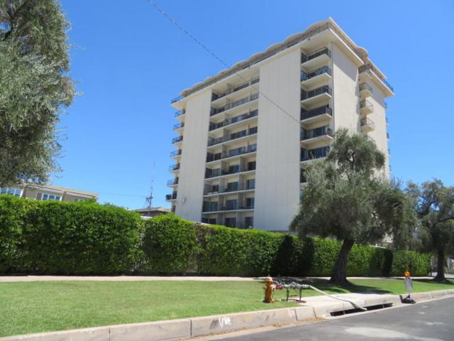 805 N 4TH Avenue #101, Phoenix, AZ 85003 (MLS #5700400) :: Kepple Real Estate Group