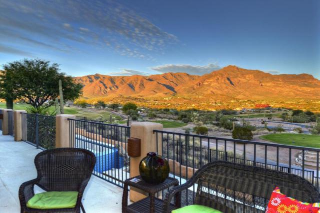 4301 S Avenida De Angeles, Gold Canyon, AZ 85118 (MLS #5700950) :: My Home Group