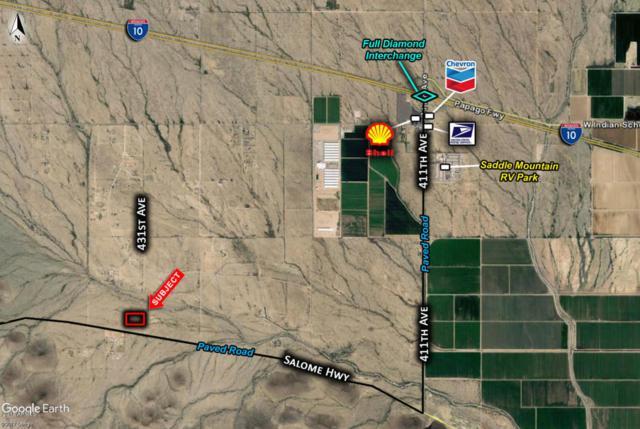 43210 W Salome Highway, Tonopah, AZ 85354 (MLS #5702361) :: Brett Tanner Home Selling Team