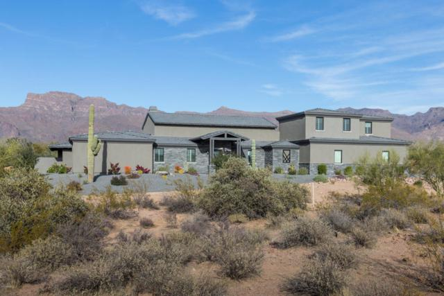 3445 S Miners Creek Lane, Gold Canyon, AZ 85118 (MLS #5702436) :: The Wehner Group