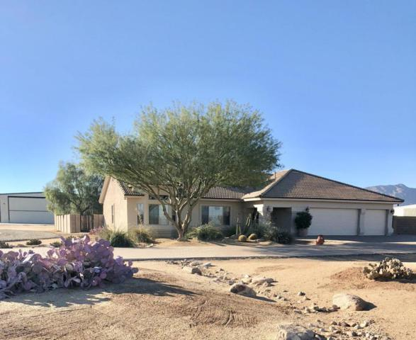 50839 W Iver Road, Aguila, AZ 85320 (MLS #5704913) :: The Garcia Group @ My Home Group