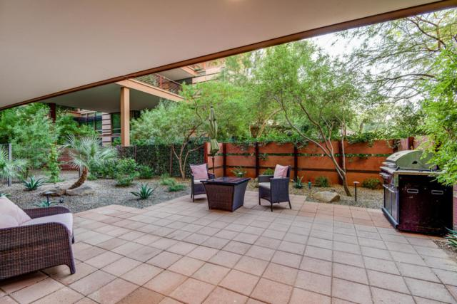 7121 E Rancho Vista Drive #1003, Scottsdale, AZ 85251 (MLS #5705163) :: Lux Home Group at  Keller Williams Realty Phoenix