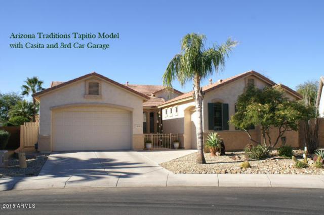 18346 N Linkletter Lane, Surprise, AZ 85374 (MLS #5705885) :: Desert Home Premier