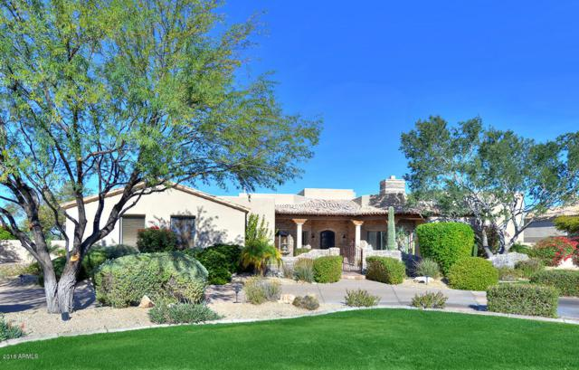 12876 E Sorrel Lane, Scottsdale, AZ 85259 (MLS #5706338) :: RE/MAX Excalibur