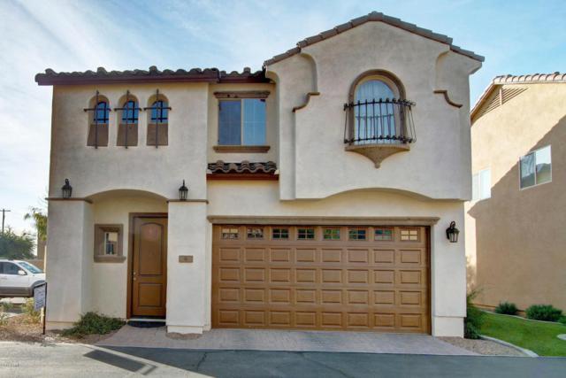 3345 E Pinchot Avenue #6, Phoenix, AZ 85018 (MLS #5708722) :: Sibbach Team - Realty One Group