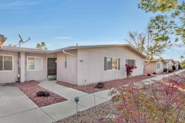 19483 N Star Ridge Drive, Sun City West, AZ 85375 (MLS #5708928) :: Private Client Team