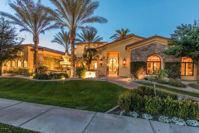 3830 E Kenwood Street, Mesa, AZ 85215 (MLS #5709084) :: Brett Tanner Home Selling Team
