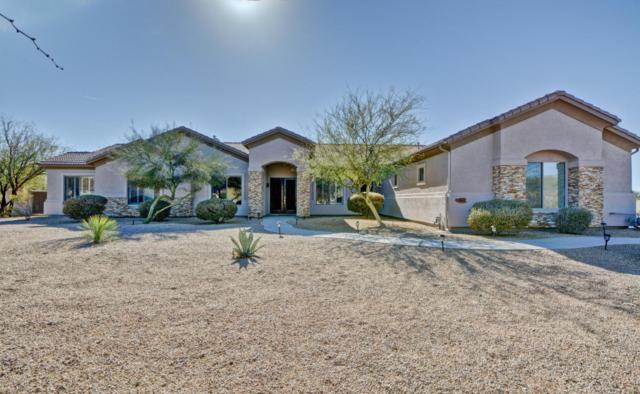 3867 E El Sendero Road, Cave Creek, AZ 85331 (MLS #5709492) :: Occasio Realty