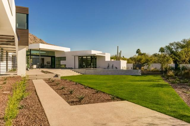 6631 N Desert Fairways Drive, Paradise Valley, AZ 85253 (MLS #5709665) :: Private Client Team