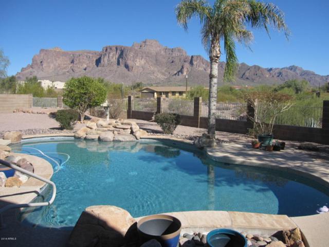 1077 N Shotgun Court, Apache Junction, AZ 85119 (MLS #5710039) :: Occasio Realty