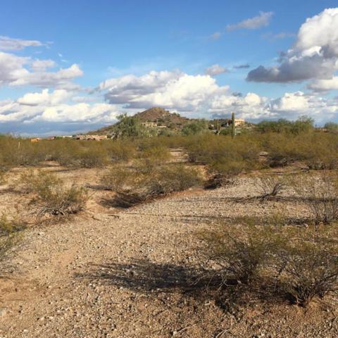 0 W Adobe Dam Road, Queen Creek, AZ 85142 (MLS #5710092) :: Brett Tanner Home Selling Team