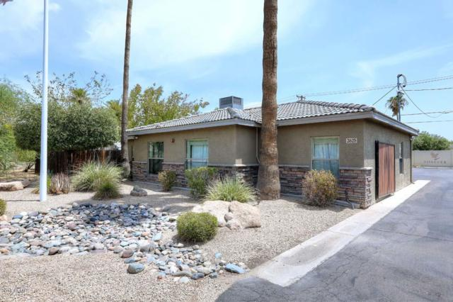 2627 N 7TH Street, Phoenix, AZ 85006 (MLS #5710423) :: Brett Tanner Home Selling Team