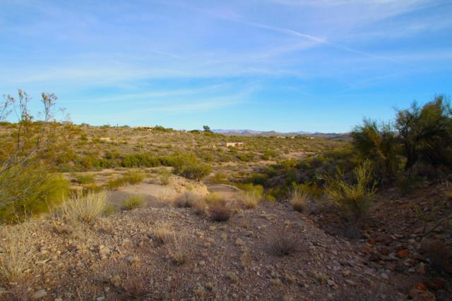 0 E Via Tortuga Drive, Wickenburg, AZ 85390 (MLS #5711820) :: Riddle Realty Group - Keller Williams Arizona Realty