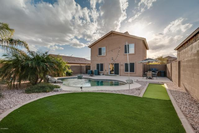 1071 S 226th Drive, Buckeye, AZ 85326 (MLS #5715549) :: The Everest Team at My Home Group