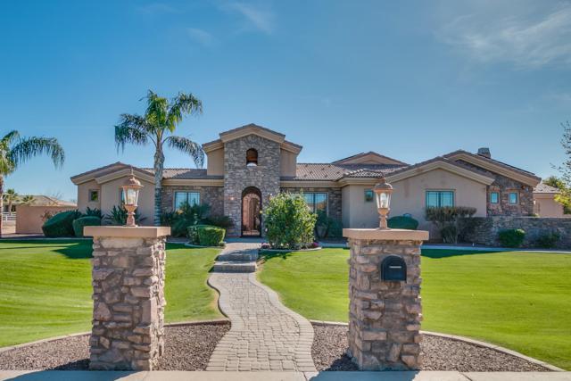 21235 E Orchard Lane, Queen Creek, AZ 85142 (MLS #5716768) :: Yost Realty Group at RE/MAX Casa Grande