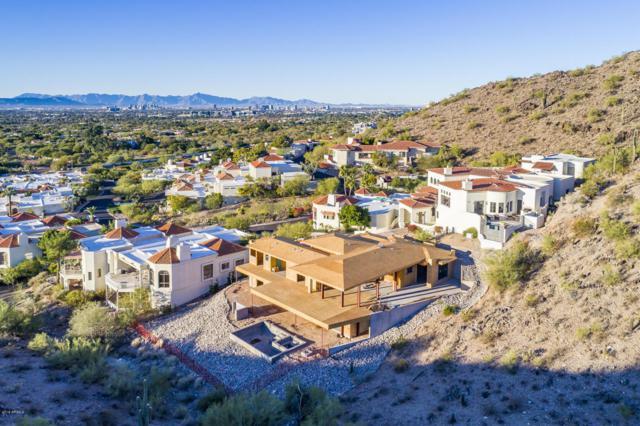 3800 E Lincoln Drive #53, Phoenix, AZ 85018 (MLS #5716785) :: Riddle Realty