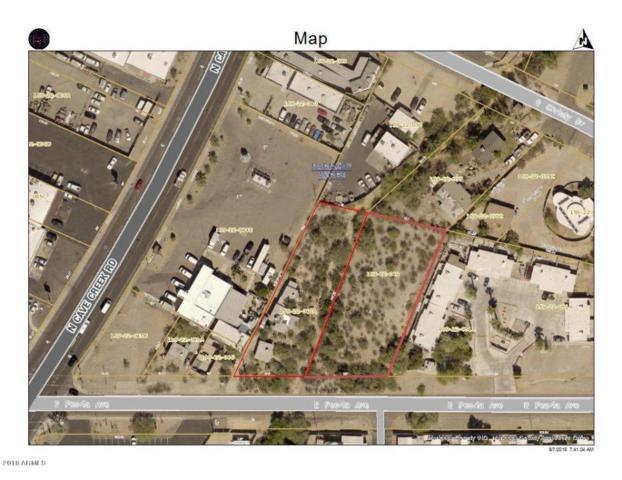 1500 E Peoria Avenue, Phoenix, AZ 85020 (MLS #5717213) :: The Daniel Montez Real Estate Group