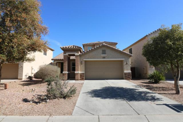 17493 N Costa Brava Avenue, Maricopa, AZ 85139 (MLS #5717354) :: Kortright Group - West USA Realty