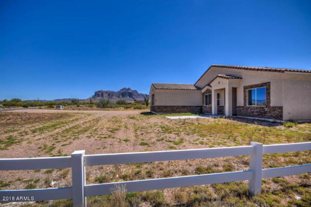 1623 E Hidalgo Street, Apache Junction, AZ 85119 (MLS #5718436) :: Yost Realty Group at RE/MAX Casa Grande