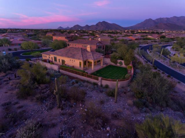 9723 E Piedra Drive, Scottsdale, AZ 85255 (MLS #5719109) :: The Everest Team at My Home Group