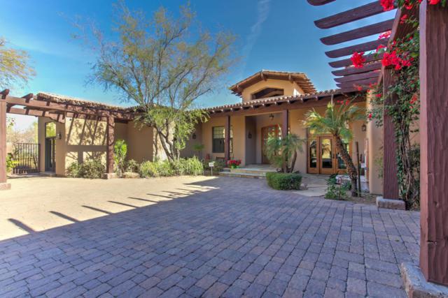 9755 N Red Bluff Drive, Fountain Hills, AZ 85268 (MLS #5719321) :: Brett Tanner Home Selling Team