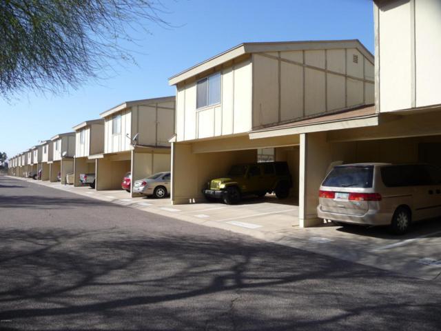 12445 N 21ST Avenue #28, Phoenix, AZ 85029 (MLS #5720205) :: Riddle Realty