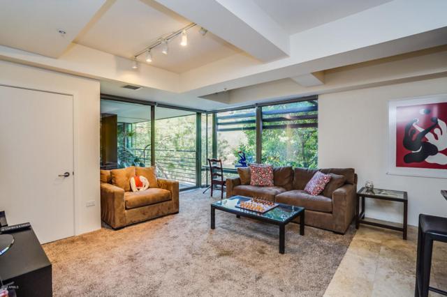 7127 E Rancho Vista Drive #2011, Scottsdale, AZ 85251 (MLS #5722260) :: The Wehner Group