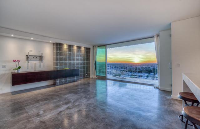 207 W Clarendon Avenue B18, Phoenix, AZ 85013 (MLS #5723847) :: The Daniel Montez Real Estate Group