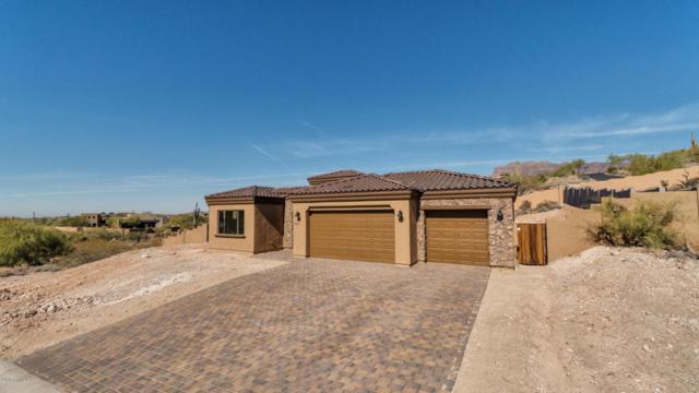 8810 E Canyon Vista Drive, Gold Canyon, AZ 85118 (MLS #5724243) :: Revelation Real Estate